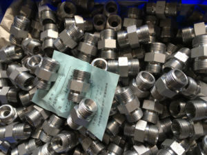 UK Hydraulic Zsnh Pipe Fittings pictures & photos