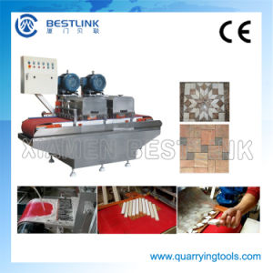 China Supplier Multi Blade Mosaic Cutting Machine for Tiles pictures & photos