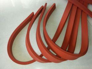 Silicone Stripe, Silicone Cord, Silicone Profile, Silicone Seal, Silicone Parts pictures & photos