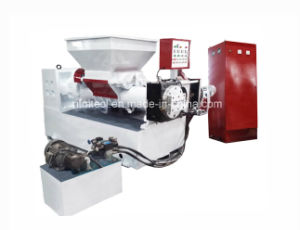 Silicone Rubber Extruder with Steel Screen Strainer pictures & photos