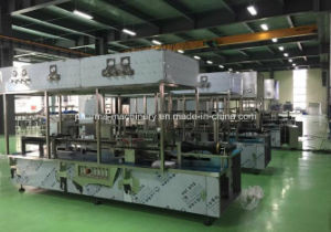 Glass Via Powder Filling & Sealing Machine Production Line pictures & photos