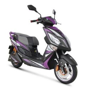 Fashion Design Lead-Acid Battery Electric Scooter (HANY-1) pictures & photos