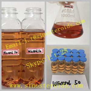 Liquid Winstrol Injectable 50mg/Ml Winstrol for Muscle Building pictures & photos