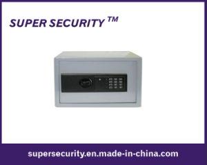 Digital Home/Gun Safe Box Pistol Security Firearm Box (SJJ34) pictures & photos