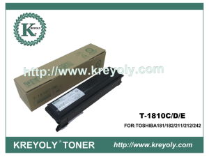 Compatible Toner Cartridge for T-1810 pictures & photos