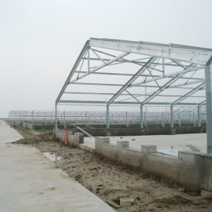 China Economic Steel Structure Chicken House pictures & photos