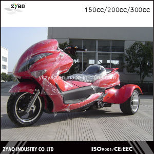 Street Legal ATV Trike for Sale 3wheels 300cc Water Cooled CVT pictures & photos