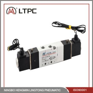 4V130c-06 Electro Valve Double Coil Three Position Close Type
