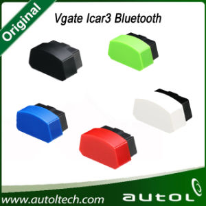 Vgate Icar3 Bluetooth Elm327 Support All Obdii Protocols Cars Icar 3 Code Reader for Android/ Ios/PC pictures & photos