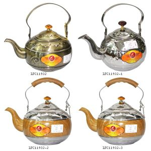 1.8L Capacity Stainless Steel Non Magnetic Teapot Kettle pictures & photos