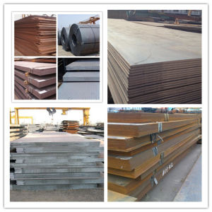 First Class Q345D Hrp/ Hot Rolled Steel Plate pictures & photos