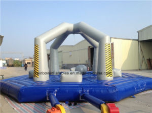 Inflatable Wrecking Ball Game for Sale (RB9017-4) pictures & photos