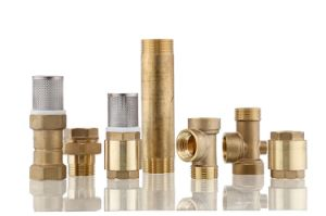 Brass Fitting (Foot Valve) (JTFV-1 JTFV-2 JTFV-3) pictures & photos