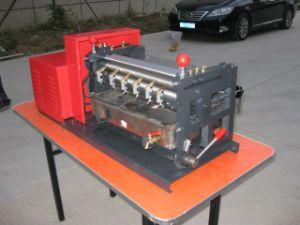 Desktop Hot Melt Gluing Machine pictures & photos