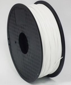 China Top Selling Products 3D Printer Filament White PLA Filament for 3D Printer