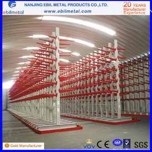 High Quality with CE Certificate Steel Q235 Cantilever Racking pictures & photos
