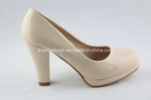 High Heel Design Sexy Lady Dress Shoes for Office pictures & photos