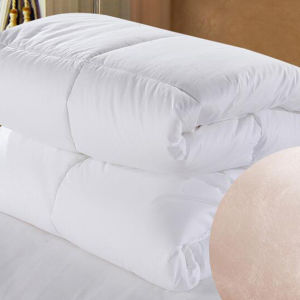 Cotton Shell with Polyester Filling White Hotel Comfort Set Hotel Duvet pictures & photos