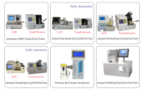 Automatic Pmcc Flash Point Tester-Flash Point Tester-Oil Testing Instrument pictures & photos
