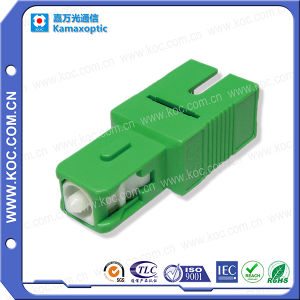 Sc/APC Plastic Housing Fiber Optical Attenuator pictures & photos