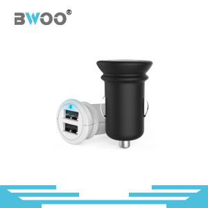 Wholesale 2 USB Car Charger USB Charger for All Mobile pictures & photos