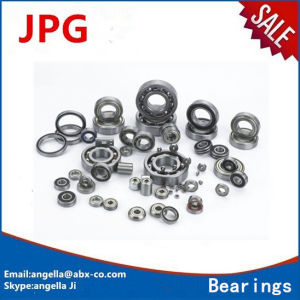 6800zz RS Open Miniature Deep Groove Ball Bearing pictures & photos