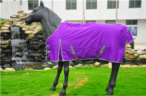 600d Polyester Horse Rug Horse Riding Products