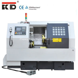 High Speed and Precision Slant Bed CNC Lathe Machine Kdck-20c pictures & photos