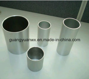 Anodized Aluminium Extruded Round Tube/Tubing/Pipes for Solar pictures & photos