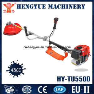 Jinhua Garden Petrol Brush Cutter Grass Trimmer with Metal Blade pictures & photos