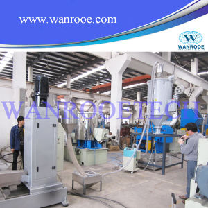 PE PP HDPE LDPE Film Recycling Pelletizing Line pictures & photos