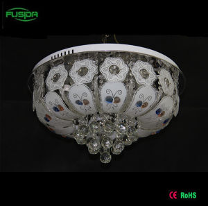 Colorful Glass LED Crystal Glass Ceiling Light pictures & photos