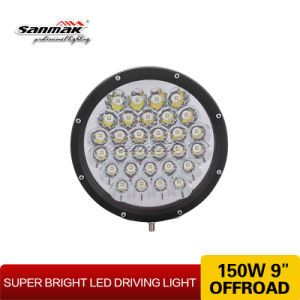"150W 9"" Hight Power CREE LED Driving Light pictures & photos"