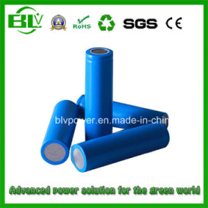3.7V 2600mAh 18650 Battery Cylindrical Li-ion Battery for Customzied Battery Pack pictures & photos