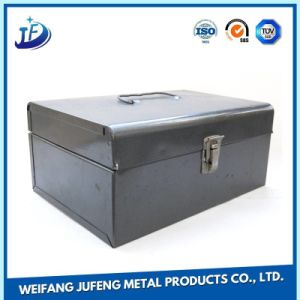 OEM Aluminum Stamping/Fabrication Sheet Metal Parts for Air Conditioning pictures & photos