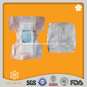 PE Film Backsheet Disposable Baby Nappies pictures & photos