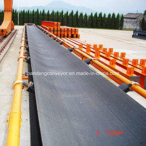 4.5+1.5 Thickness Industrial Cotton Conveying Belt for Coal Mine pictures & photos