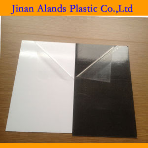 0.3mm 1.2mm 1.5mm White Self Adhesive PVC Photo Album Sheet pictures & photos