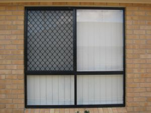 Burglar Proof Steel Window Grille pictures & photos