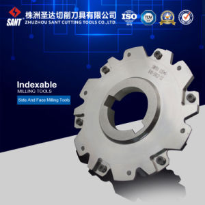 Indexable Side and Face Milling Cutter for CNC Lathe Machine pictures & photos