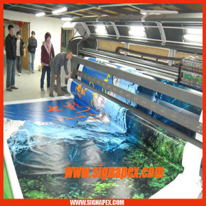 Solvent Digital Printing Frontlit Flex Banner/Outdoor Billboard Flex pictures & photos
