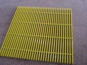 Fiberglass Pultruded Grating, Fiberglass Pultrusion Profile with High Quality pictures & photos