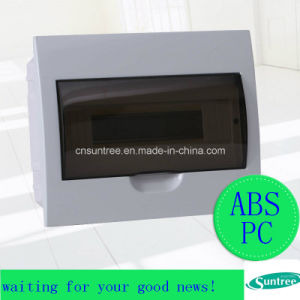 Optical Distribution Box Plastic Distribution Box for MCB pictures & photos
