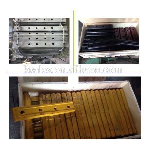 Railway Fishplate with Oval Hole for Rail Way Fastening System pictures & photos