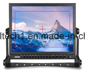 Alunimum Case 15 Inch Camera Field Monitor pictures & photos