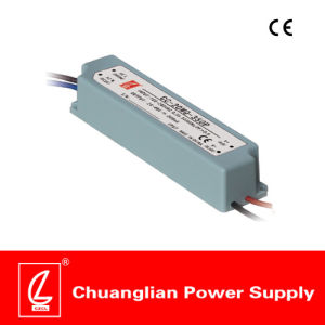 10W IP67 Constant Current Plastic Case LED Driver with Pfc pictures & photos
