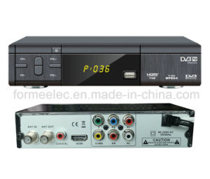 Digital Video Broadcasting DVB-T2 DVB-T HD FTA pictures & photos