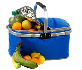 Picnic Basket with Cooler Bag pictures & photos