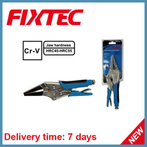 "Fixtec Hand Tools CRV 9"" Long Nose Locking Plier pictures & photos"