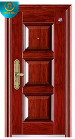 Expert Manufacturer of Steel Door pictures & photos
